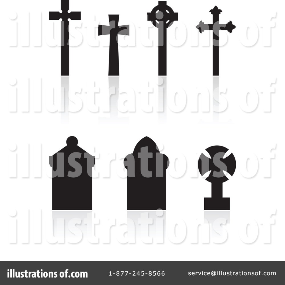medium resolution of royalty free rf cemetery clipart illustration 72454 by cidepix