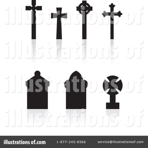 small resolution of royalty free rf cemetery clipart illustration 72454 by cidepix