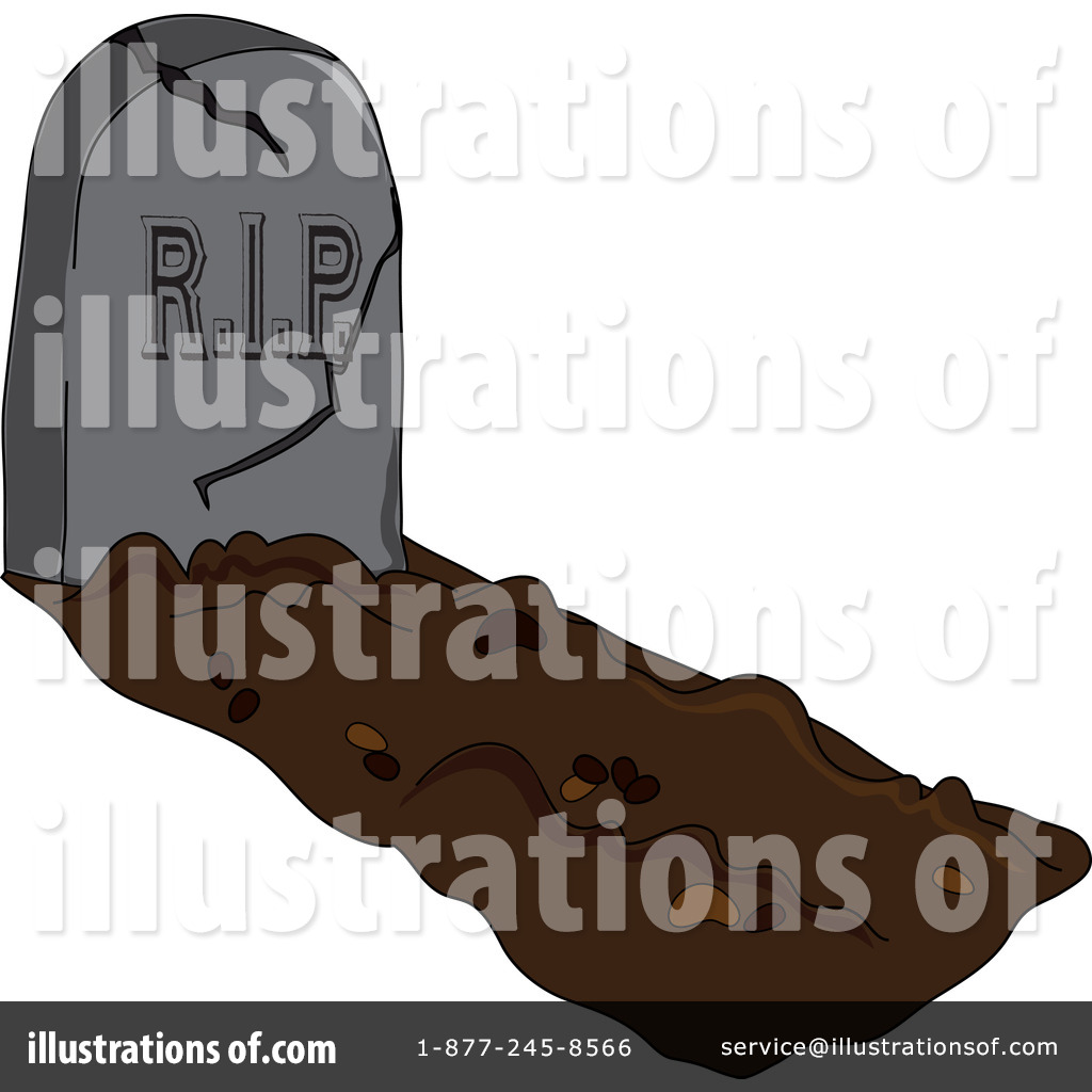 hight resolution of royalty free rf cemetery clipart illustration 67980 by pams clipart
