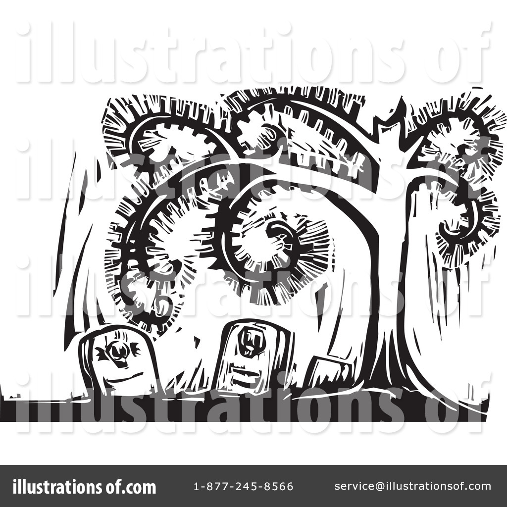 hight resolution of royalty free rf cemetery clipart illustration 1081604 by xunantunich