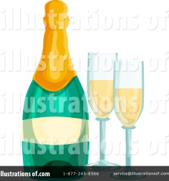 royalty free rf champagne clipart illustration by vector tradition sm stock sample [ 1024 x 1024 Pixel ]