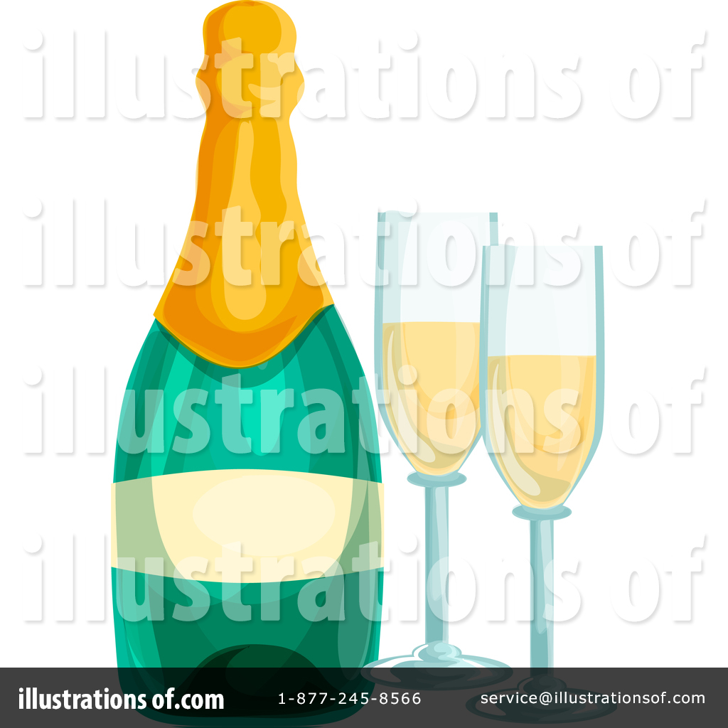 hight resolution of royalty free rf champagne clipart illustration by vector tradition sm stock sample