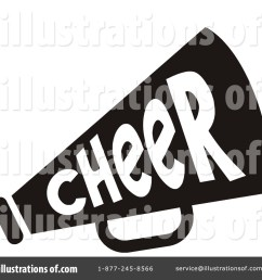 royalty free rf cheerleading clipart illustration 1114659 by johnny sajem [ 1024 x 1024 Pixel ]