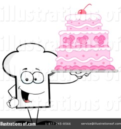 royalty free rf chef hat clipart illustration by hit toon stock sample [ 1024 x 1024 Pixel ]