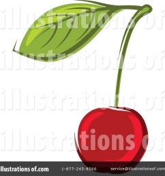 royalty free rf cherry clipart illustration by vector tradition sm stock sample [ 1024 x 1024 Pixel ]