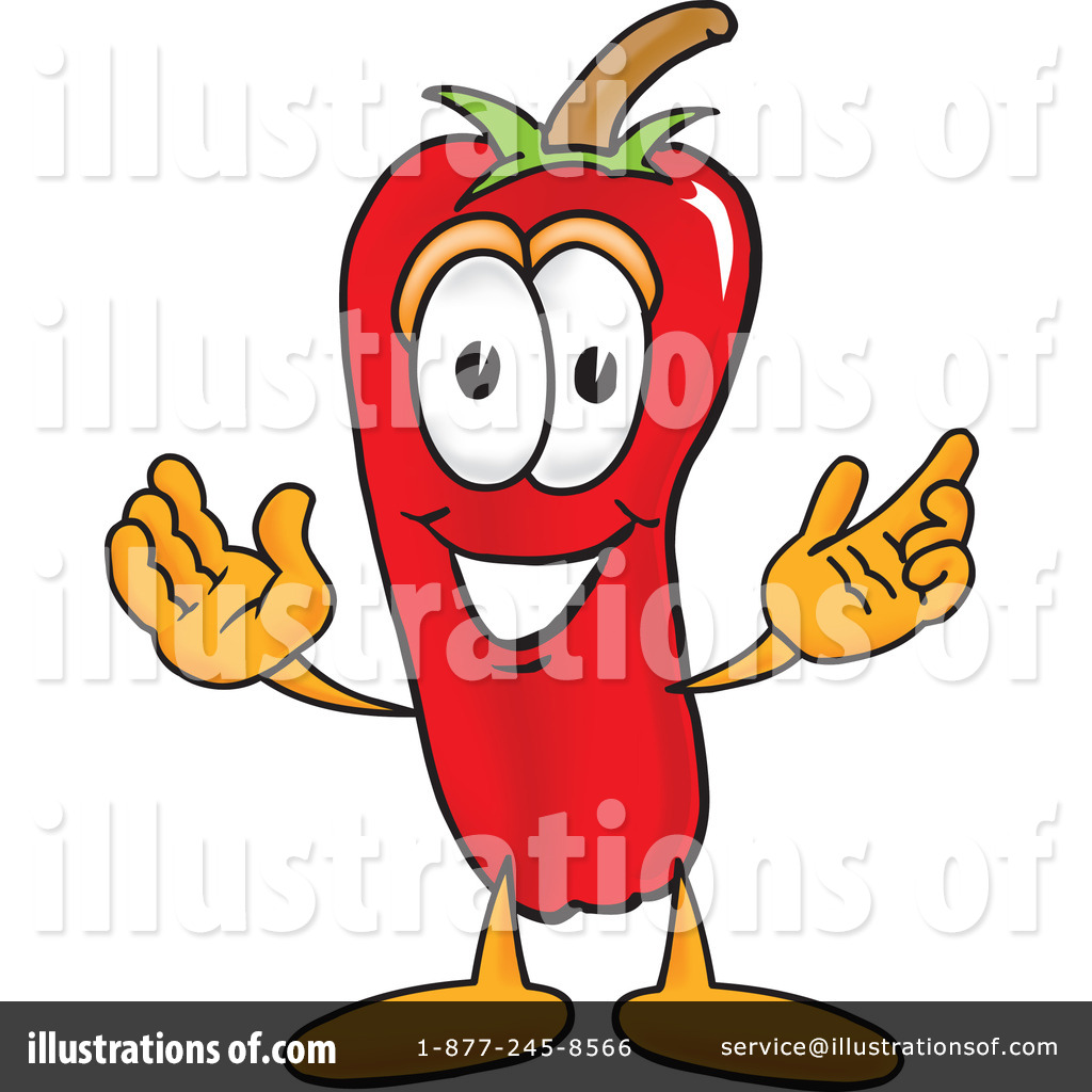 hight resolution of royalty free rf chili pepper clipart illustration 6855 by toons4biz