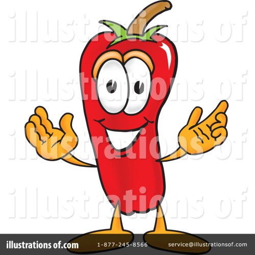 small resolution of royalty free rf chili pepper clipart illustration 6855 by toons4biz