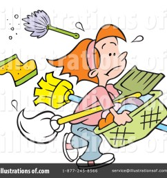 royalty free rf chores clipart illustration 1215428 by johnny sajem [ 1024 x 1024 Pixel ]