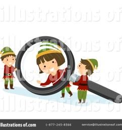 royalty free rf christmas elf clipart illustration 1513031 by bnp design studio [ 1024 x 1024 Pixel ]