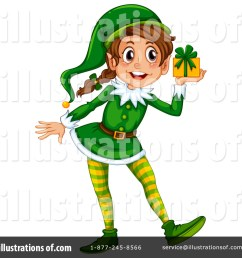 royalty free rf christmas elf clipart illustration by graphics rf stock sample [ 1024 x 1024 Pixel ]