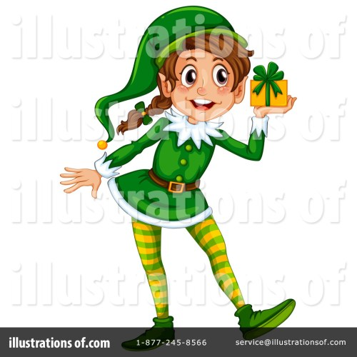 small resolution of royalty free rf christmas elf clipart illustration by graphics rf stock sample
