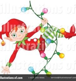 royalty free rf christmas elf clipart illustration 1363753 by pushkin [ 1024 x 1024 Pixel ]