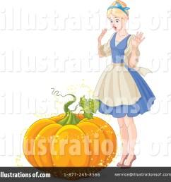 royalty free rf cinderella clipart illustration 1442138 by pushkin [ 1024 x 1024 Pixel ]