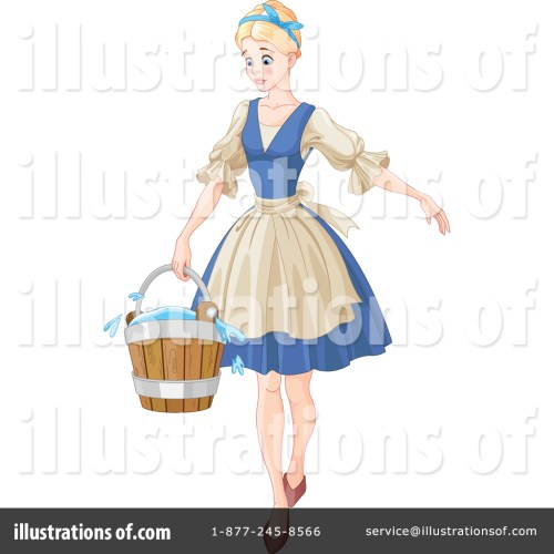 small resolution of royalty free rf cinderella clipart illustration 1461335 by pushkin