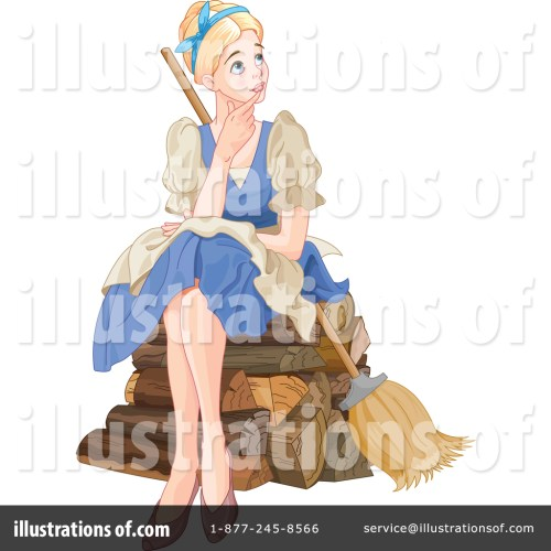 small resolution of royalty free rf cinderella clipart illustration 1466637 by pushkin