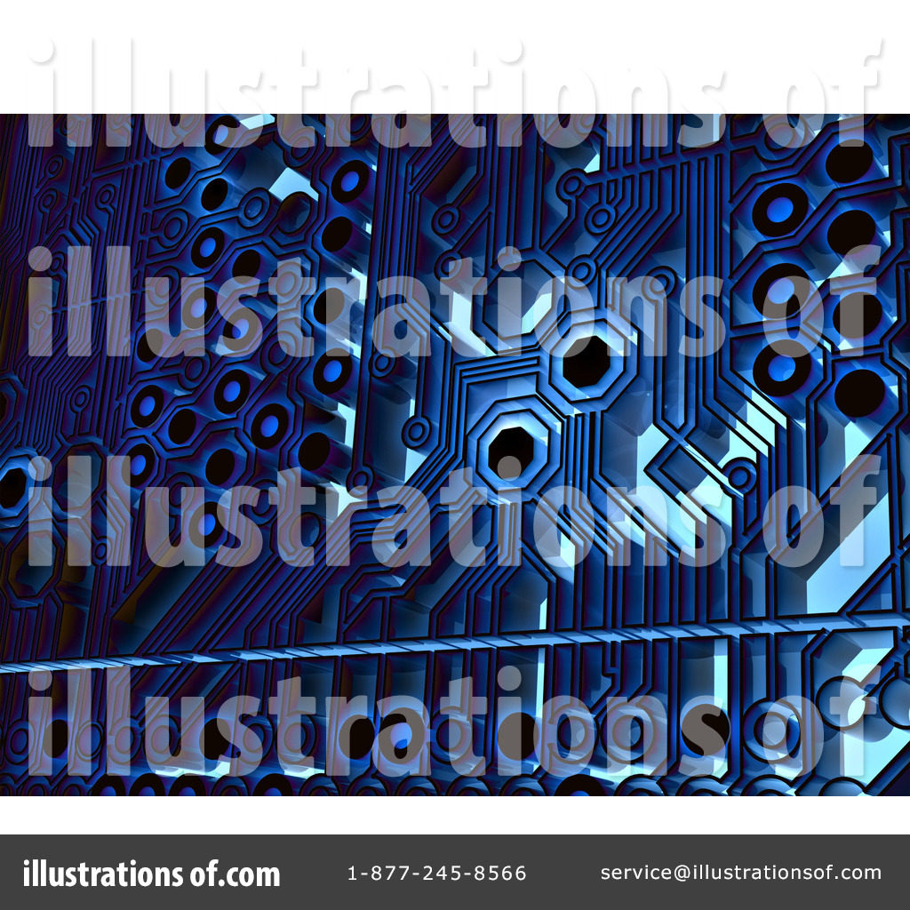 hight resolution of royalty free rf circuit board clipart illustration by tonis pan stock sample