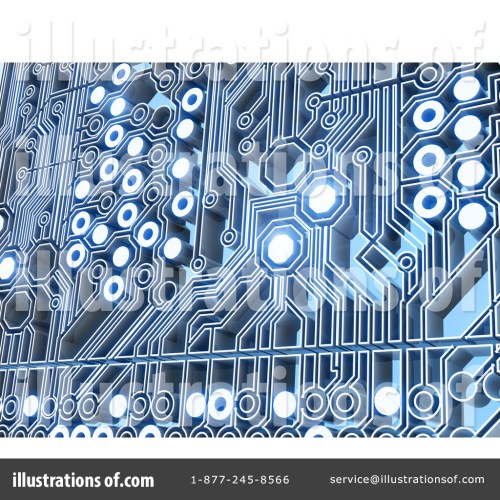 small resolution of royalty free rf circuit board clipart illustration by tonis pan stock sample