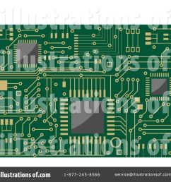 royalty free rf circuit board clipart illustration 1060985 by vector tradition sm [ 1024 x 1024 Pixel ]
