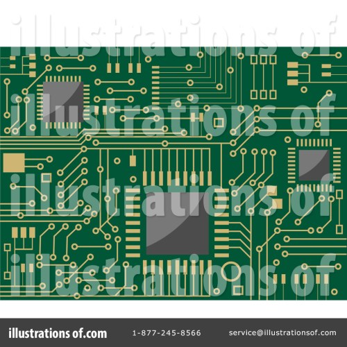 small resolution of royalty free rf circuit board clipart illustration 1060985 by vector tradition sm