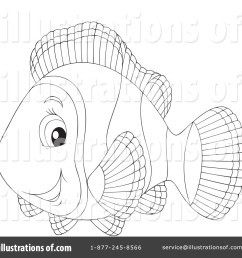 royalty free rf clownfish clipart illustration 93983 by alex bannykh [ 1024 x 1024 Pixel ]