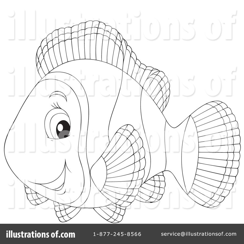 hight resolution of royalty free rf clownfish clipart illustration 93983 by alex bannykh