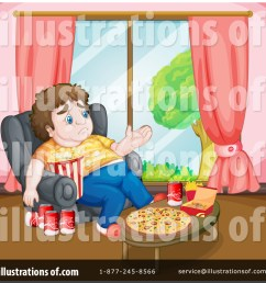 royalty free rf couch potato clipart illustration by graphics rf stock sample [ 1024 x 1024 Pixel ]