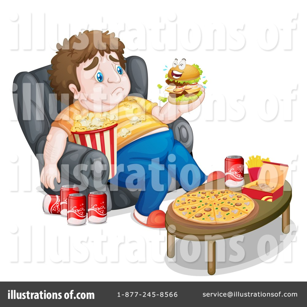 medium resolution of royalty free rf couch potato clipart illustration by graphics rf stock sample