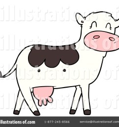 royalty free rf cow clipart illustration 1510766 by lineartestpilot [ 1024 x 1024 Pixel ]