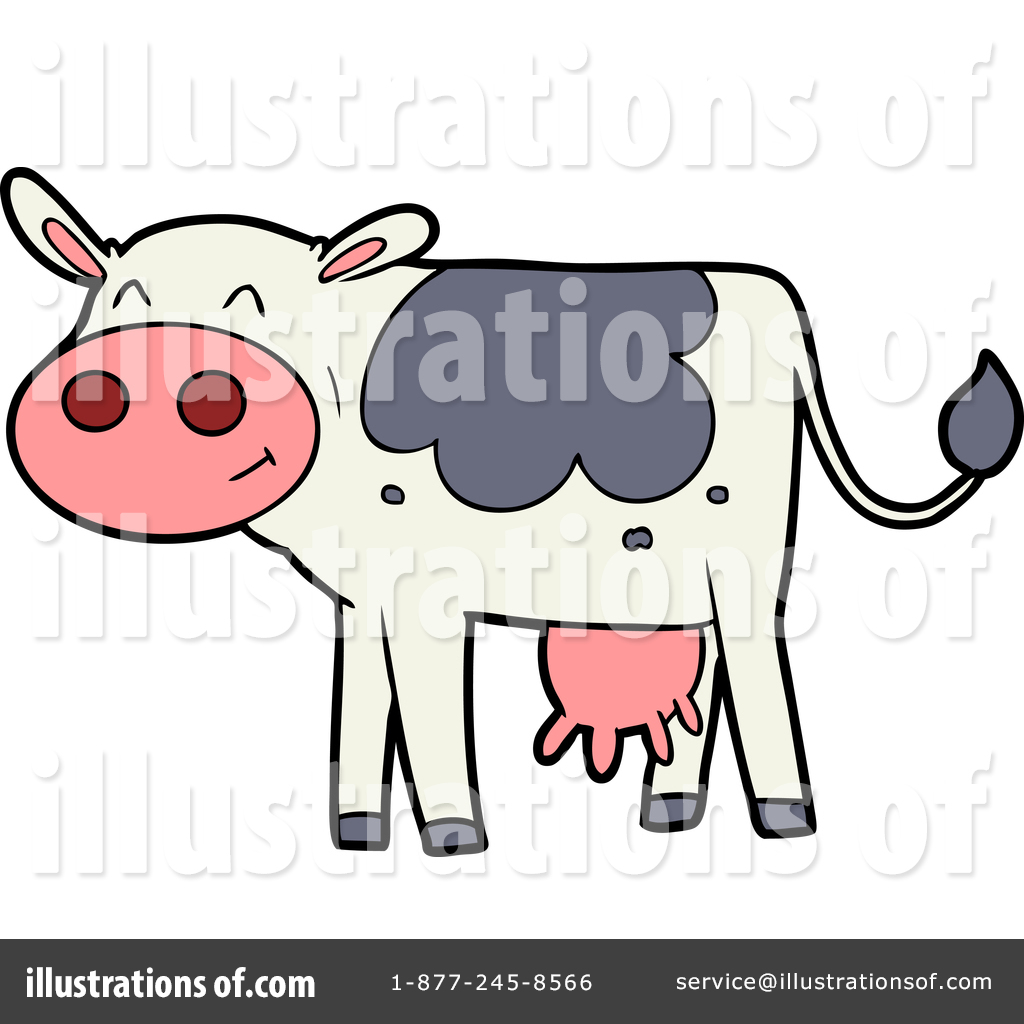 hight resolution of royalty free rf cow clipart illustration 1527231 by lineartestpilot
