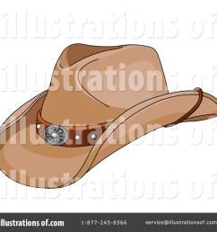royalty free rf cowboy hat clipart illustration 1307686 by pushkin [ 1024 x 1024 Pixel ]