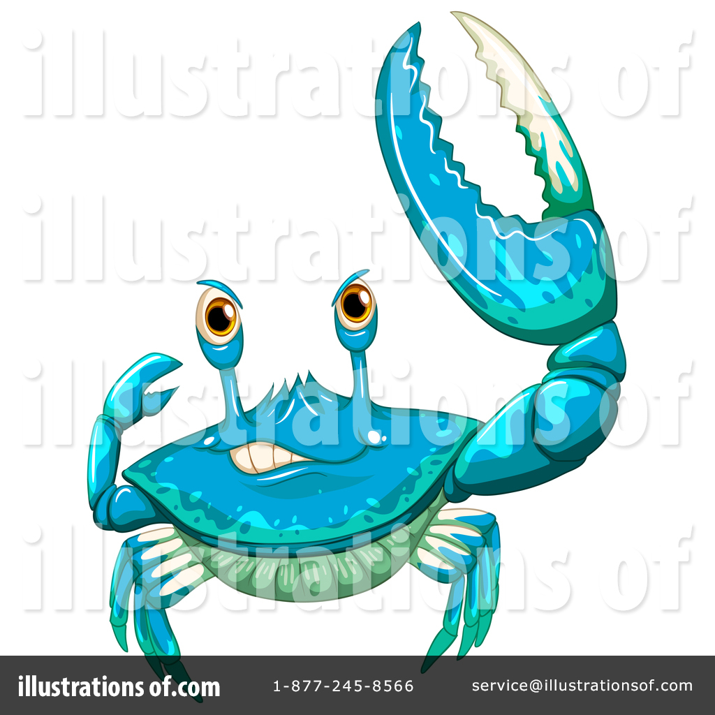 hight resolution of royalty free rf crab clipart illustration 1344616 by graphics rf