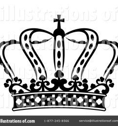 royalty free rf crown clipart illustration by vector tradition sm stock sample [ 1024 x 1024 Pixel ]