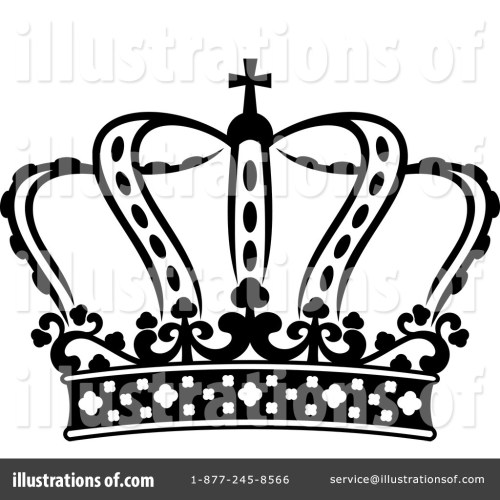 small resolution of royalty free rf crown clipart illustration by vector tradition sm stock sample