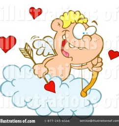 royalty free rf cupid clipart illustration 90422 by hit toon [ 1024 x 1024 Pixel ]