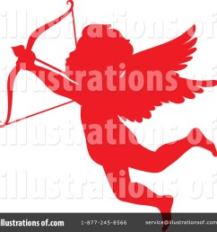 royalty free rf cupid clipart illustration 82175 by rosie piter [ 1024 x 1024 Pixel ]