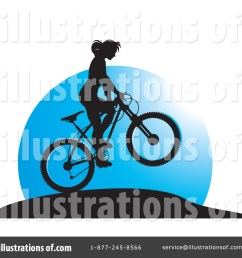 royalty free rf cycling clipart illustration 1275205 by lal perera [ 1024 x 1024 Pixel ]
