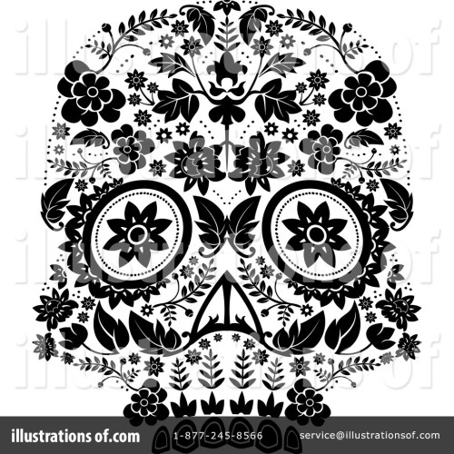 small resolution of royalty free rf day of the dead clipart illustration 1243051 by lineartestpilot