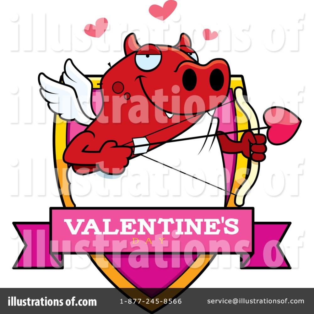 medium resolution of royalty free rf devil cupid clipart illustration by cory thoman stock sample