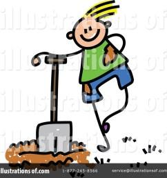 royalty free rf digging clipart illustration 214898 by prawny [ 1024 x 1024 Pixel ]