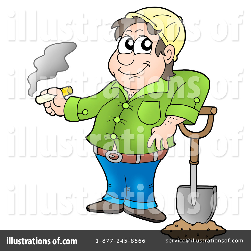 hight resolution of royalty free rf digging clipart illustration 223581 by visekart