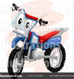 royalty free rf dirt bike clipart illustration 1300053 by bnp design studio [ 1024 x 1024 Pixel ]