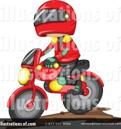 royalty free rf dirt bike clipart illustration by graphics rf stock sample [ 1024 x 1024 Pixel ]