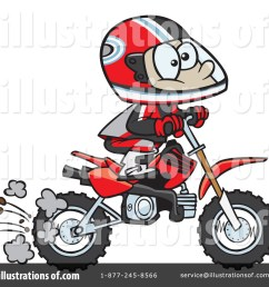royalty free rf dirt bike clipart illustration 1043988 by toonaday [ 1024 x 1024 Pixel ]
