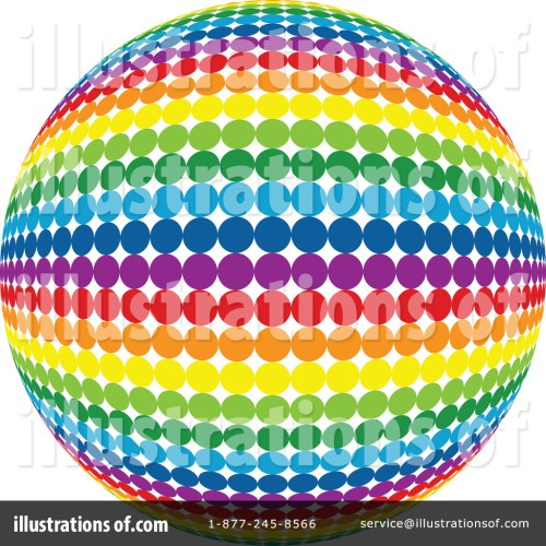 small resolution of royalty free rf disco ball clipart illustration 1114894 by dero