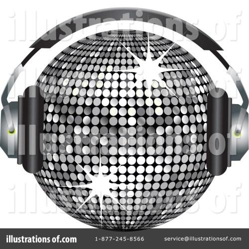 small resolution of royalty free rf disco ball clipart illustration 225489 by elaineitalia