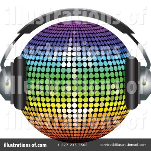 small resolution of royalty free rf disco ball clipart illustration 225490 by elaineitalia