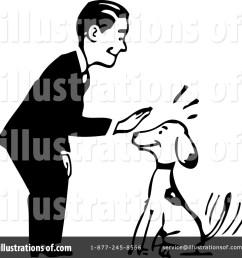 petting dog clip art [ 1024 x 1024 Pixel ]