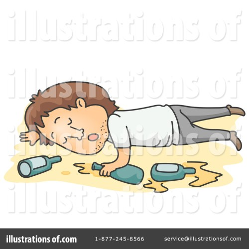 small resolution of royalty free rf drunk clipart illustration by bnp design studio stock sample