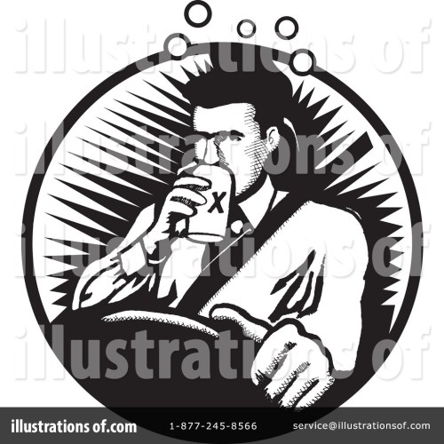 small resolution of royalty free rf drunk clipart illustration 64244 by david rey