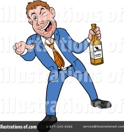 royalty free rf drunk clipart illustration 1312798 by lafftoon [ 1024 x 1024 Pixel ]